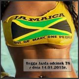 Reggae Jazda 78 z 14.01.15  Congo Natty, Masala Soundsystem i inni