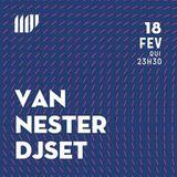 VanNester - MausHabitos djset