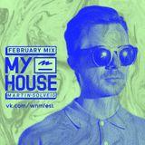 Martin Solveig - My House February 2017
