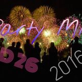 MD26--PartyMix2016  New Year's Eve 2016