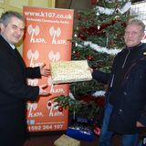 Roger Mullin MP & David Torrance MSP New Year broadcast on k107 FM