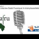 Térerő interjú - Szabó Fruzsina (Safru) - 120425