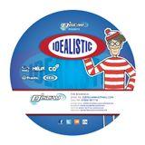 Idealistic Promo CD Mix