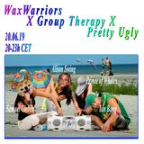WaxWarrior Show LIVE - w/guests Alison Swing and Samuel Gieben - June 20th, '19