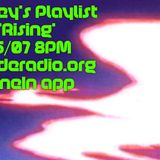 Parsley's Playlist No. 49 'Rising'