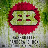 Pandora's Box Hardtechno Mix 24.02.2017