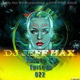 Dj Jeff Hax presents Techno 4.0 - Episode 022