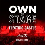 DJ Contest Own The Stage at Electric Castle 2019 – Amperaj