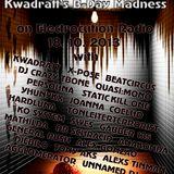 Kwadratt @ Kwadratt's B-day Madness