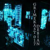 Stripper Cat Ransom Presents: Grimekast #017 (Progressive Breaks) (Debian)