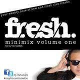 FRESH Volume 1 by DJ ChrisMyk