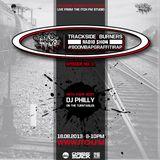 DJ Philly - Trackside Burners 3 - ITCH FM (18-AUG-2013)