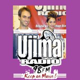 KP Kev the Poet on UJIMA 98fm radio with Tasha and Muttley, May 2013.