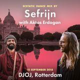 Sefrijn @ Ecstatic Dance Rotterdam (with Live Flutes & Oud) (15 September 2018)