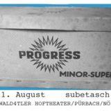 minimal sunrise @ progress-festival 2013