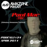 Amazone Podcast 24 Paul Mac