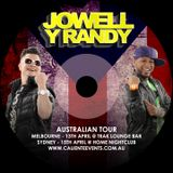 JOWELL & RANDY PROMO MIX MELB