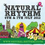 Natural Rhythm Festival Mix - Summer 2012