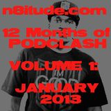 12 Months of Podclash - Volume 1: January 2013