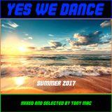 YES WE DANCE Summer 2017