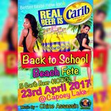 chine assassin @capoey lake for carib beer promotion
