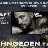 """""""Technoeden - the Show"""" auf Radio Herzblut (08.11.2016 - Part 1)"""