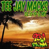 Tee Jay's Da Pa'ina Mix aired 10-19-18