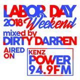 Labor Day Weekend 2018 Power 949 SLC Utah Dirty Darren