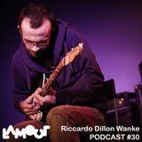 Lamour podcast #30 - Riccardo Dillon Wanke - Technical violence