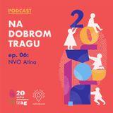 NA DOBROM TRAGU 006 - Marijana Savić NVO Atina, Beograd
