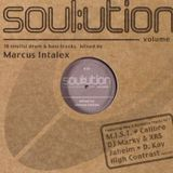 Soul:ution Volume 1 Mixed by Marcus Intalex 2003