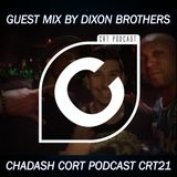 Chadash Cort September Podcast 2014-CRT21 Guest Mix By Dixon Brothers