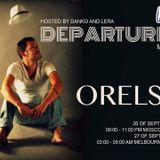Orelse - Guest Mix @ Kiss FM Melbourne (Australia)