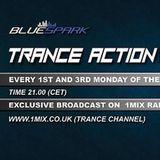 Dj Bluespark - Trance Action #368