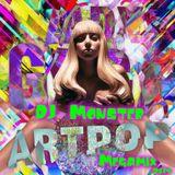 Lady Gaga - ARTPOP Megamix '2014' (DJ Monster)