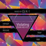 Violating PROMO CLUB LIVE MIX VOL.1 R&B HIPHOP REGGAE MIX