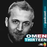 (rsfpodcast #44) mixed by Omen