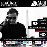 Electrik Playground 27/6/15 inc EDX guest session