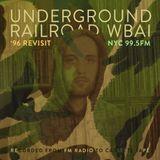 WBAI 99.5fm @ Underground Railroad Radio ~1996~