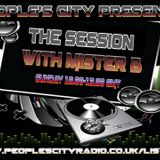 Mister B Presents 'Deep In Session' pt 4