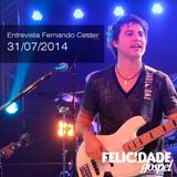 Fernando Cester fala de seu ministério e lançamento de seu DVD e CD A Virada (31/07/2014)