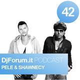 Djforum.it Podcast #42: PELE & SHAWNECY
