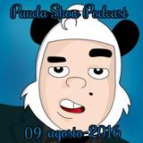 Panda Show - Agosto 09, 2016 - Podcast