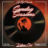 Sunday Sessions Vol.1 NYC - Mixed Live By Dj Red