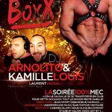 BOXX / SAUNA 36 / THE SOUNDWORKERS Alias ARNOLITO & KAMILLE LOUIS / JANVIER 2013