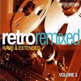 RetroRemixed - Rare & Extended Vol.2