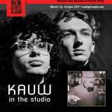 Wicked Jazz Sounds 193 w/ KAUW (live) @ Red Light Radio 03-13-2018