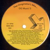 The Originator's Mix...OG Music! 3 (Mixed By R8R)