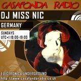 DJ Miss Nic - Hamburg Floorward 018 for Casafonda Radio