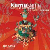 Enrico Delaiti - Live @ KamaKama - The Big Reunion  [Saturday September 15th 2018] c/o Beach Club